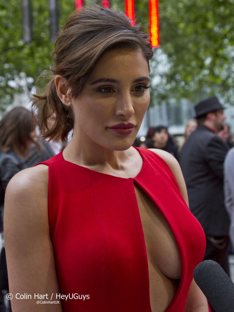 Nargis Fakhri Picture 1 - Spy European Premiere