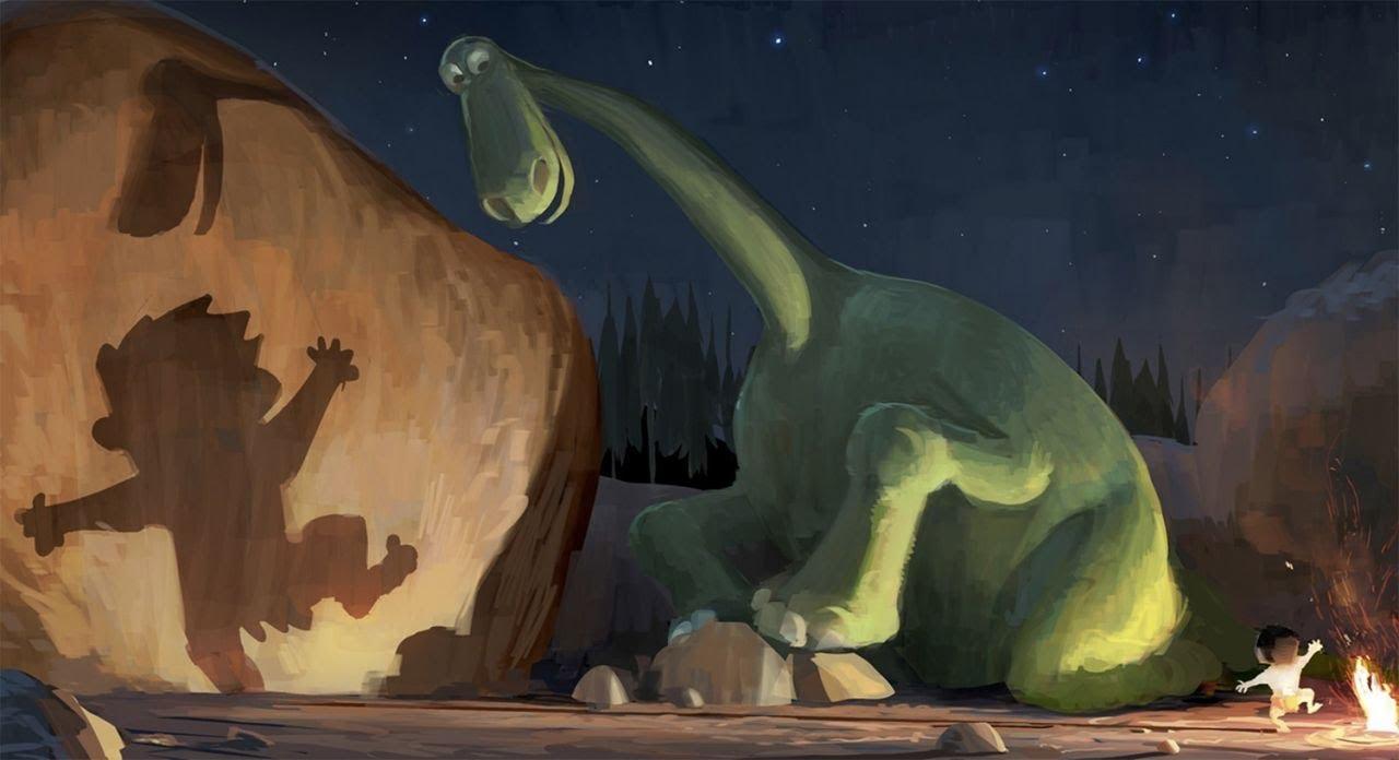 Triceratops The Good Dinosaur: The Good Dinosaur New Trailer