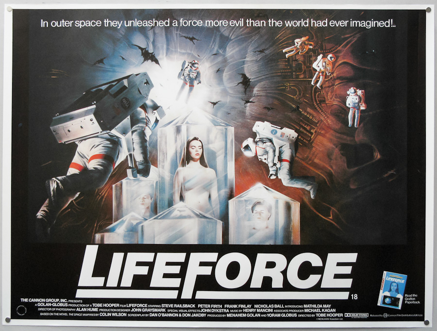 Lifeforce 1985 Movie HD Free Download 720p
