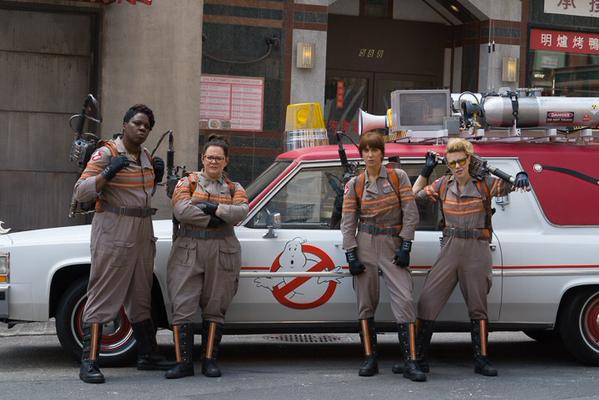 Ghostbusters future