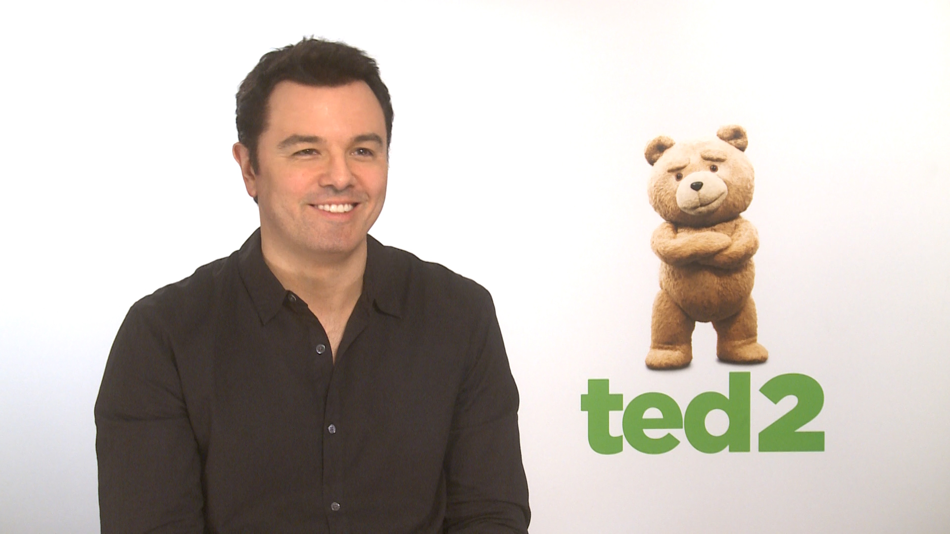 Exclusive Interview: Seth MacFarlane on Ted 2 and the ...