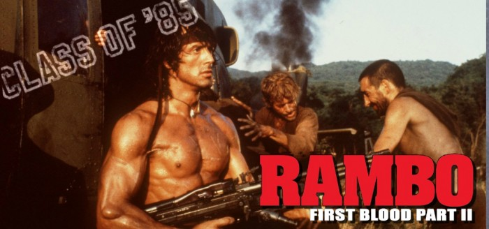 class of 85 Rambo 2