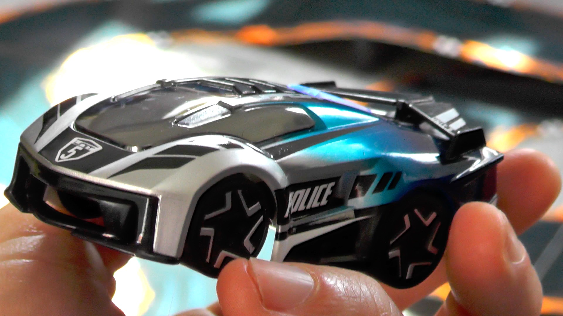 Anki Overdrive Cars Have The Minority Report Look Down Heyuguys