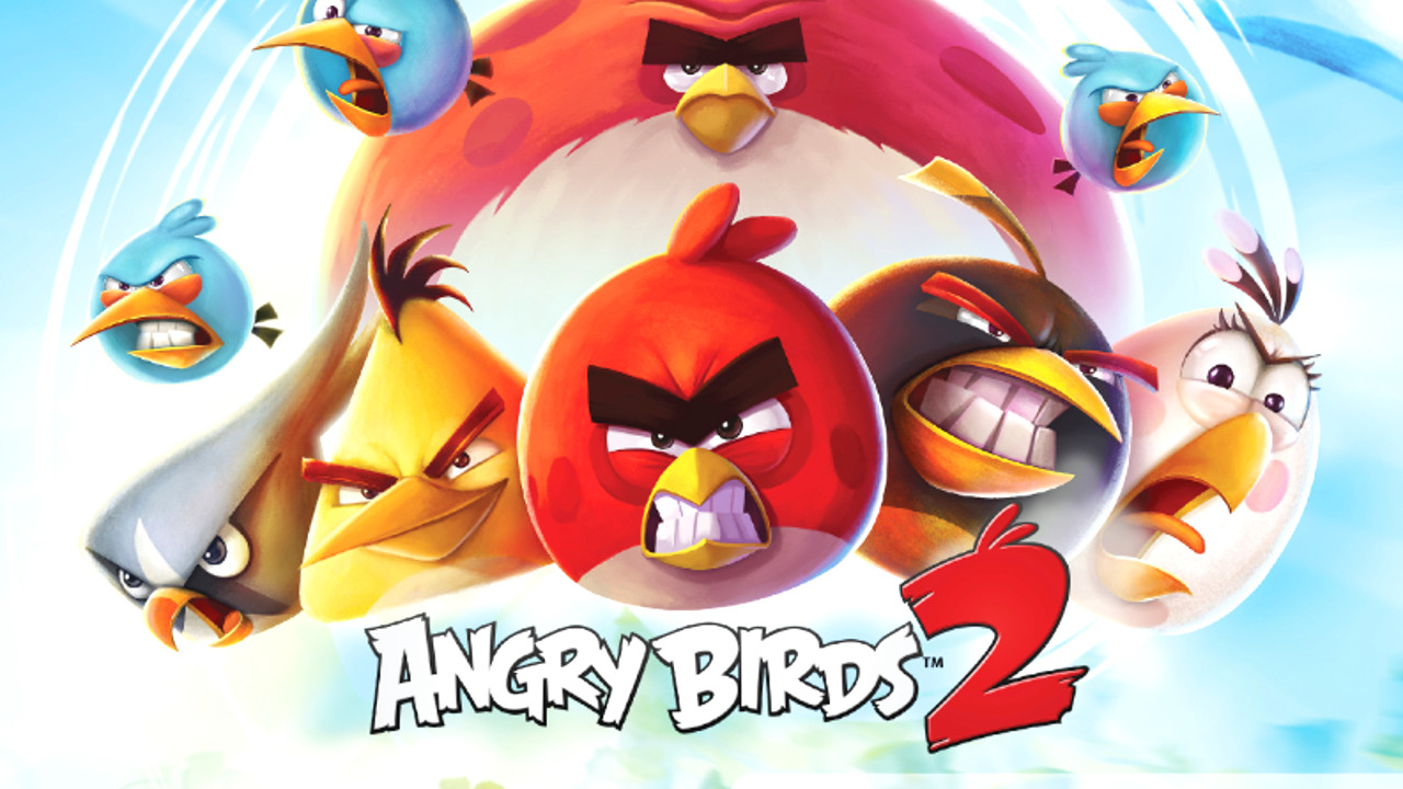 Angry Birds 2 Announced Six Years After Original
