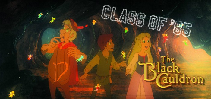 class of 85 black cauldron