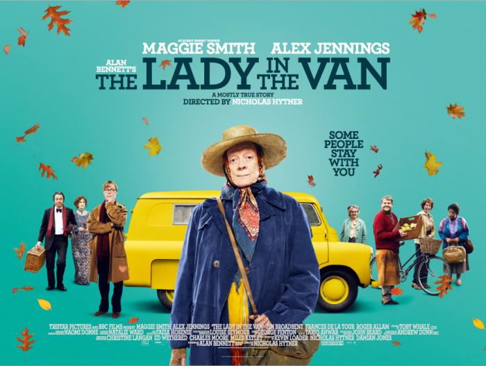 Lady In The Van Quad
