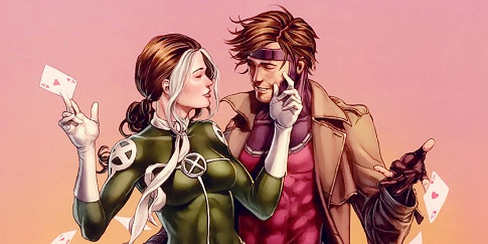 gambit and rogue movie - photo #25