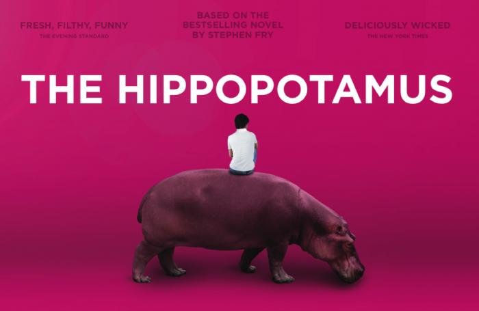 The Hippopotamus Movie Poster 1
