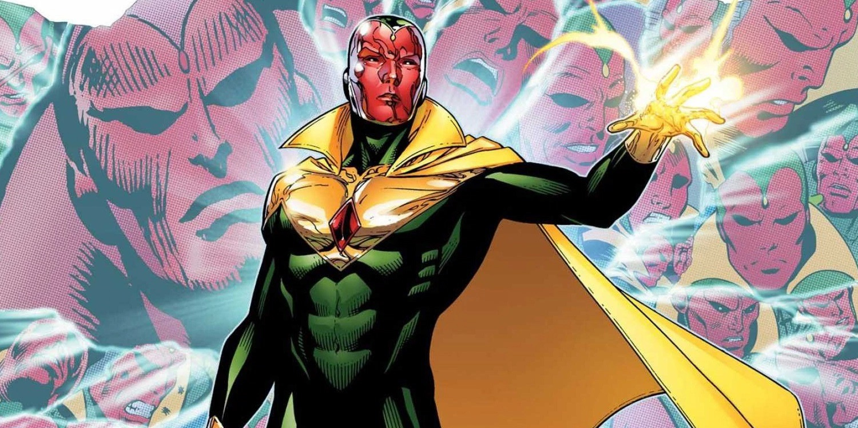 Marvel vision