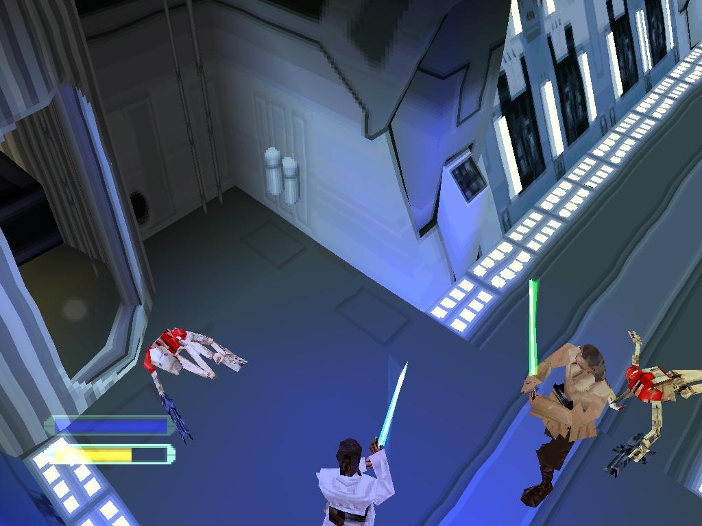 Игра Star Wars Jedi Knight