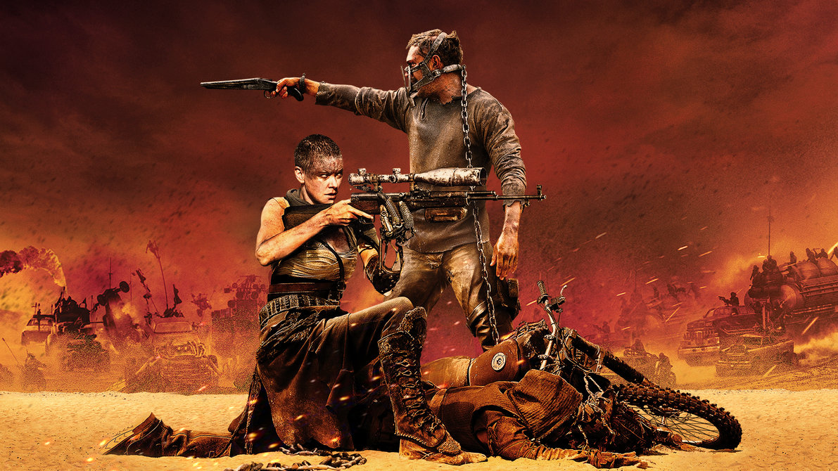 Image result for Mad Max Fury Road (2015)