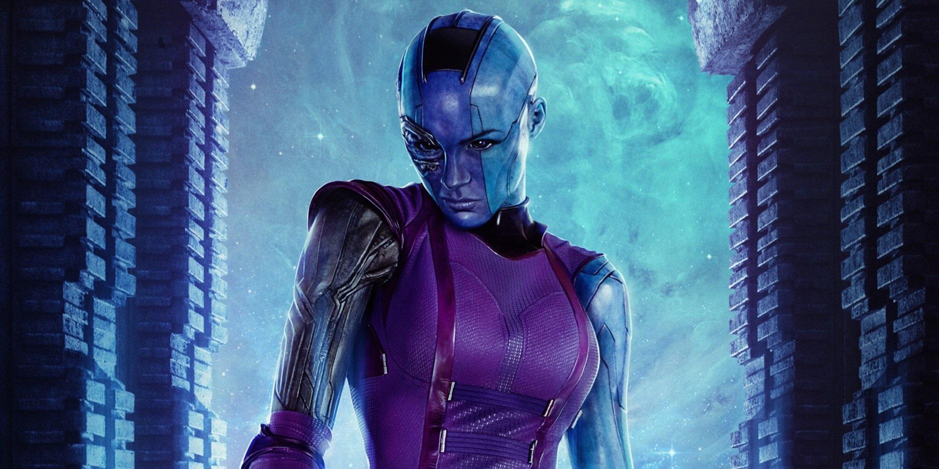 Karen Gillan to appear in next Avengers film