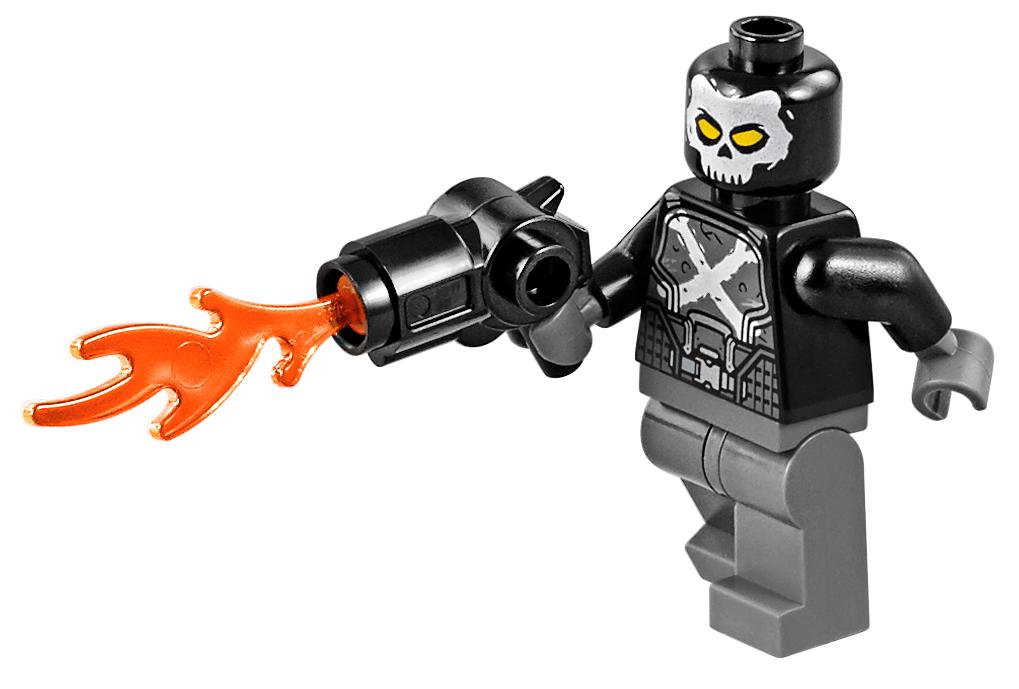 captain america lego instructions
