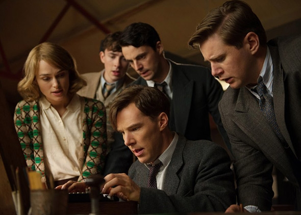 Benedict Cumberbatch in talks to star in The Man in the Rockefeller Suit
