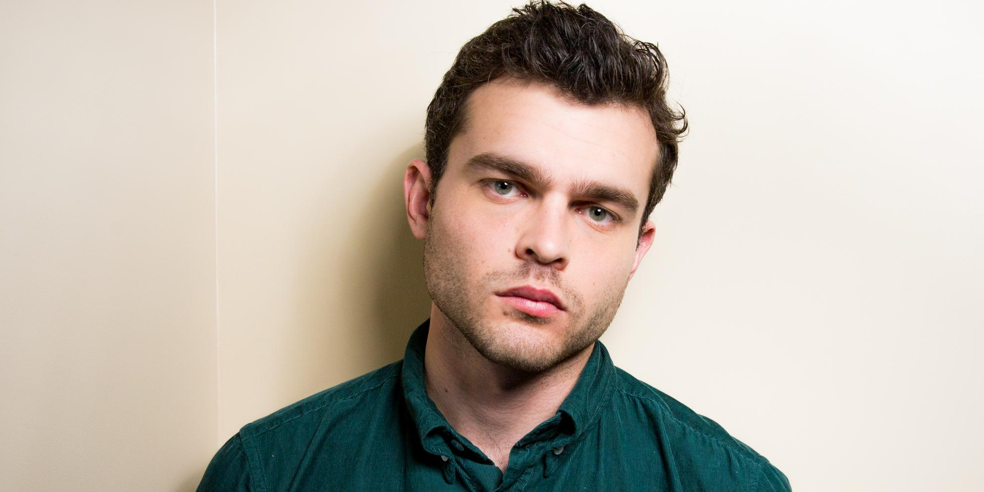 Alden Ehrenreich Is The Frontrunner To Play Han Solo In