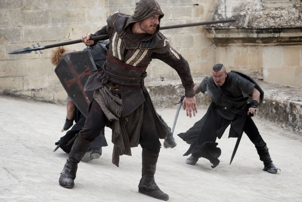 Michael Fassbender says 'Assassin's Creed' is a 'three-film arc'