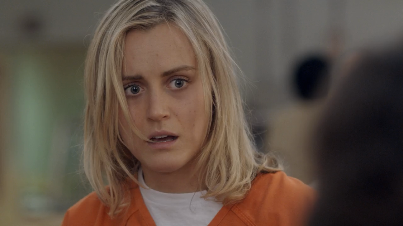 piper chapman dating poussey Piper chapman is the protagonist of orange is piper chapman is the protagonist of orange is the new black more orange is the new black wiki 1 poussey.
