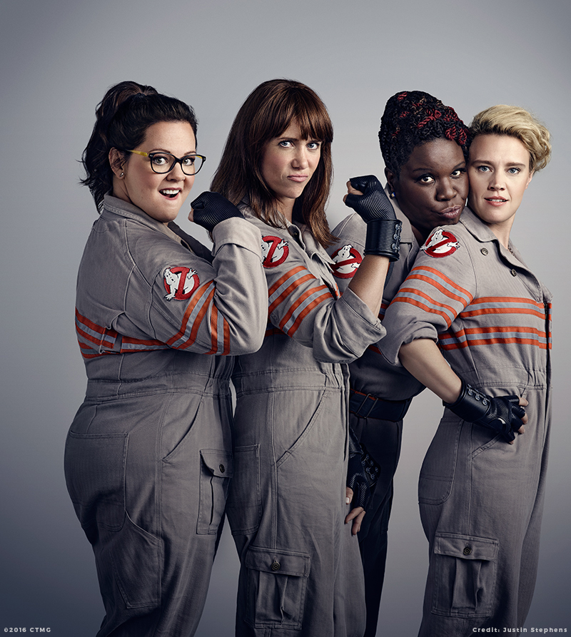 Cast Ghostbusters