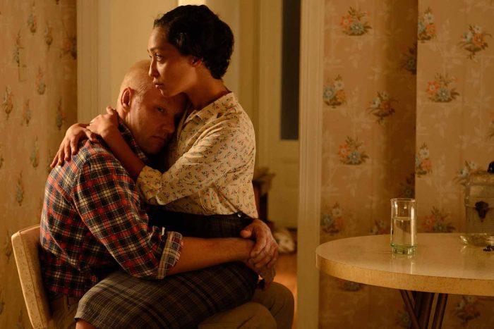 Joel Edgerton and Ruth Negga - Loving