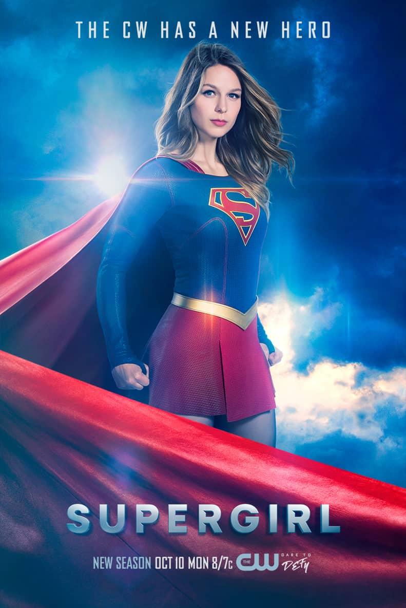 Supergirl Poster Heyuguys