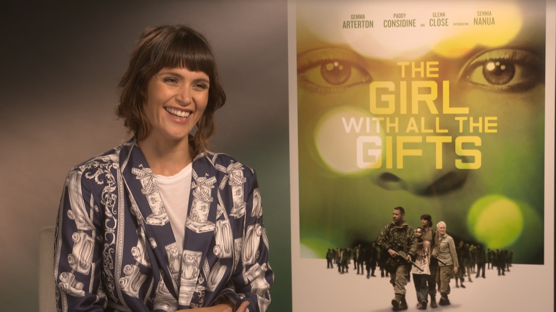 Exclusive: Gemma Arterton on The Girl With All the Gifts ...