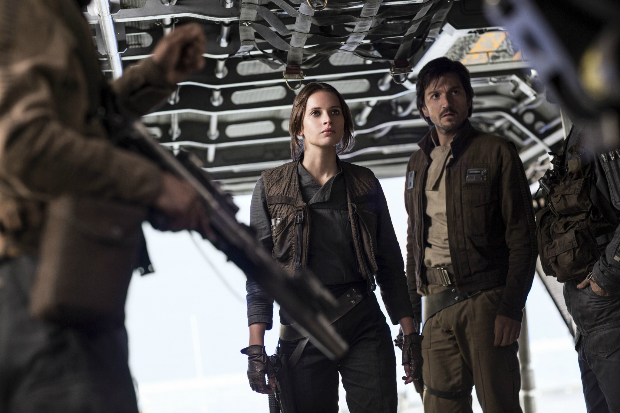 Rogue One Cast To Appear Exclusively On Jimmy Kimmel Live