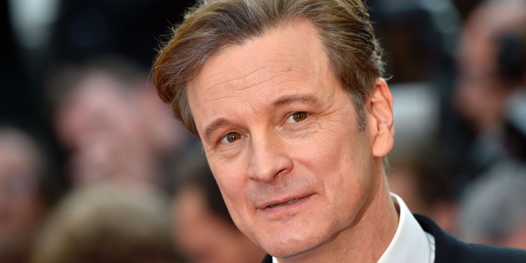 Colin Firth is the lat...