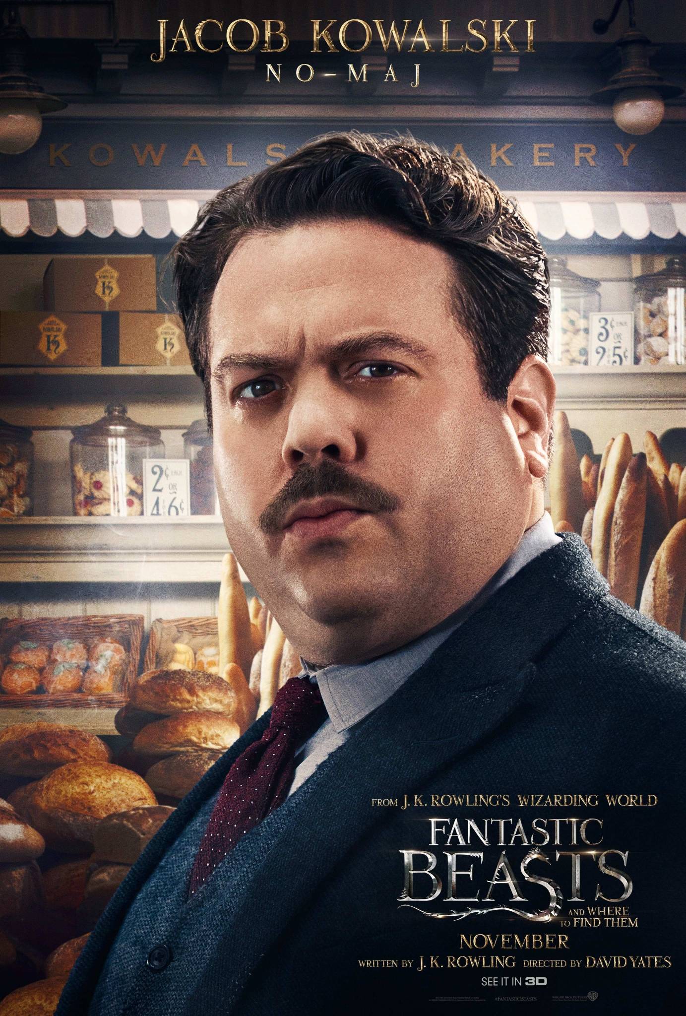 9 spellbinding new character posters for fantastic beasts and where to find them heyuguys. Black Bedroom Furniture Sets. Home Design Ideas
