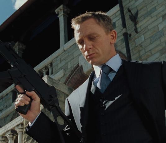 James bond movie release date in Perth