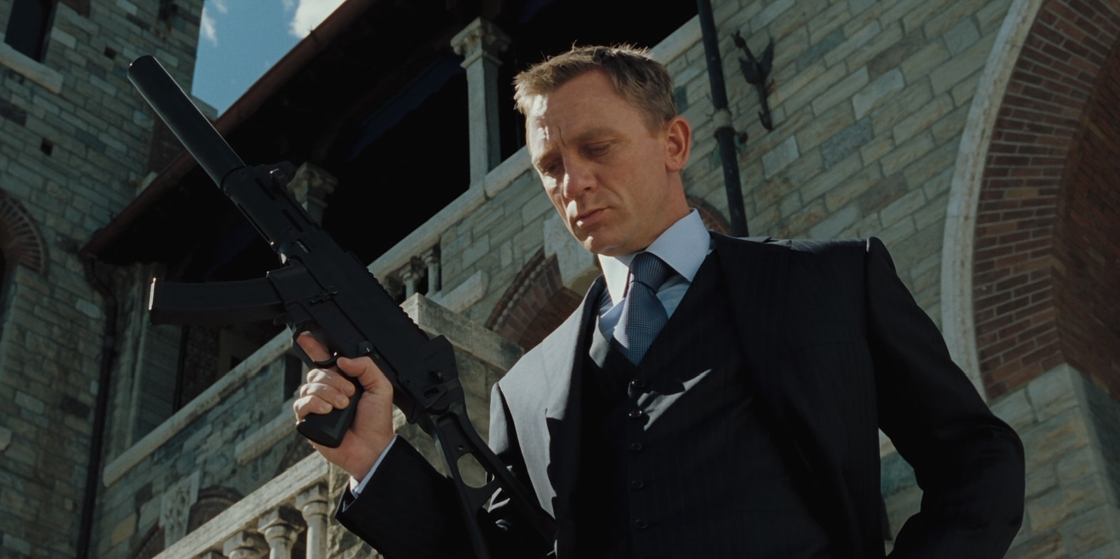 It sounds like Daniel Craig has changed his mind about ...