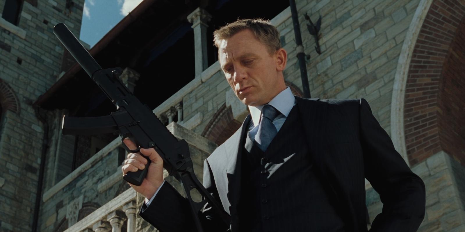Daniel Craig Next James Bond Movie