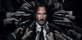 John Wick Chapter 2 Movie Poster