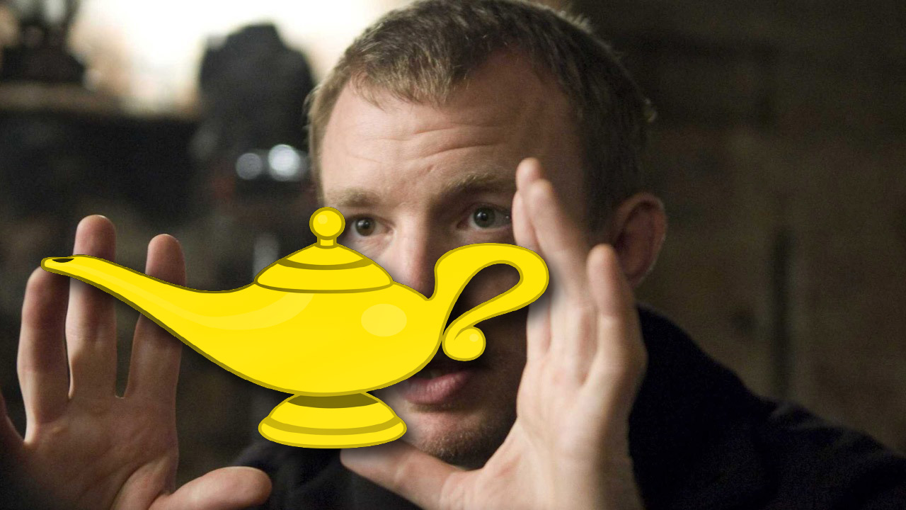 Guy Ritchie to polish a live-action Aladdin for Disney ...