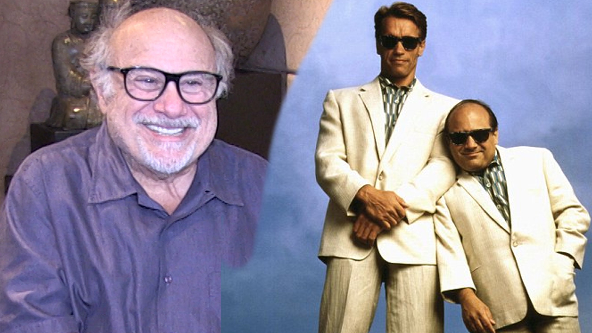 danny devito updates on the twins movie sequel triplets