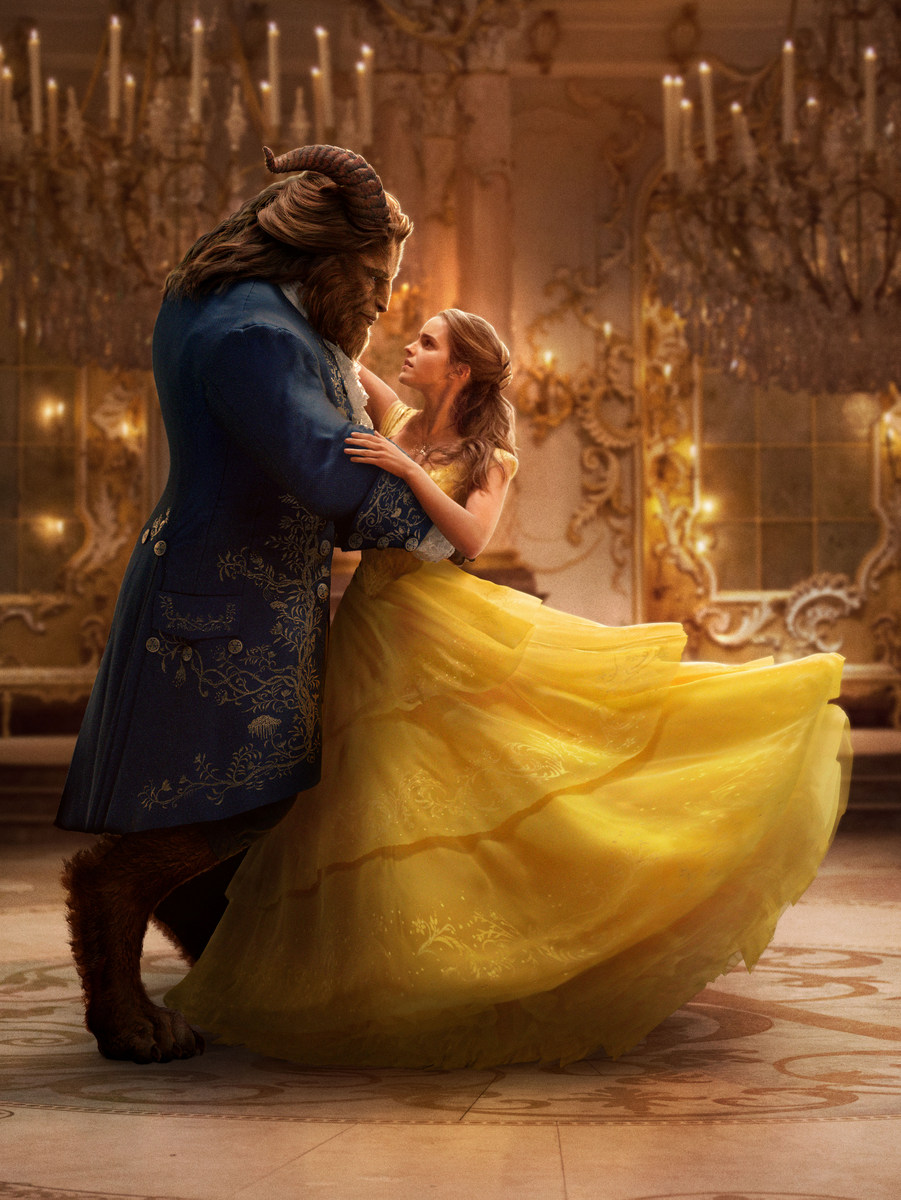 Belle S Diary Bohemian Style: Disney's Beauty And The Beast Movie Trailer
