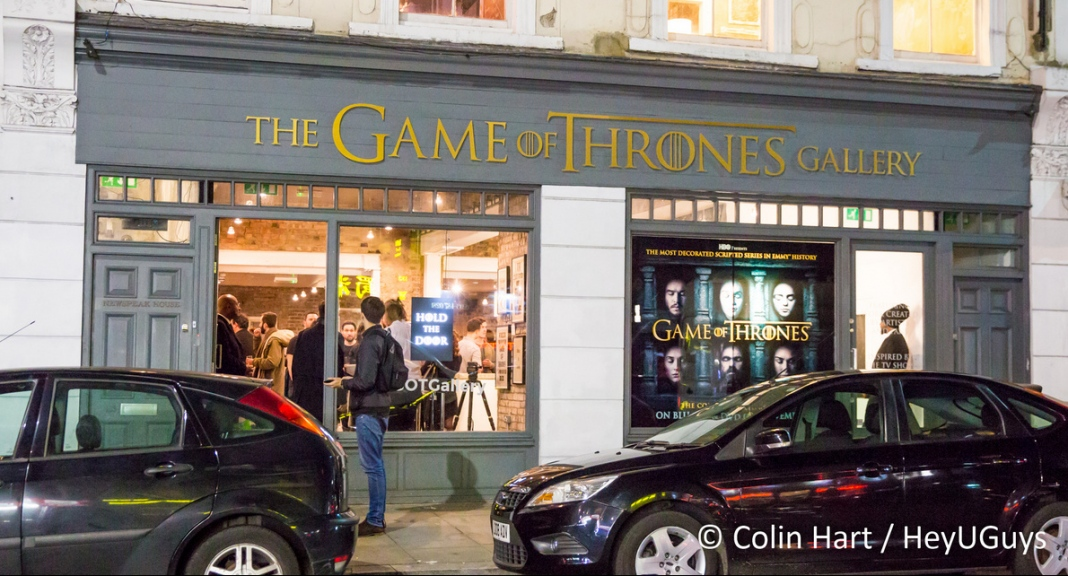 Game of Thrones Art Gallery - London