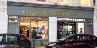 Game of Thrones Art Gallery - London