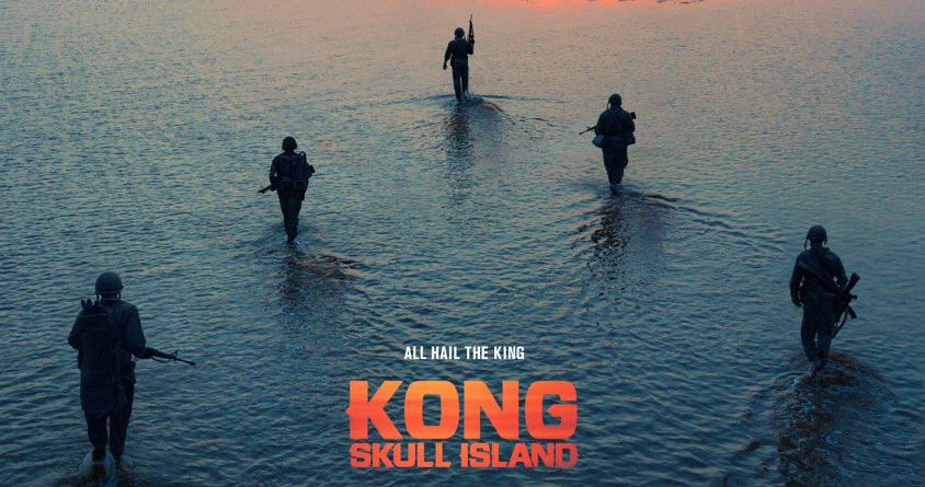 'Kong: Skull Island' Trailer: The King Has Returned