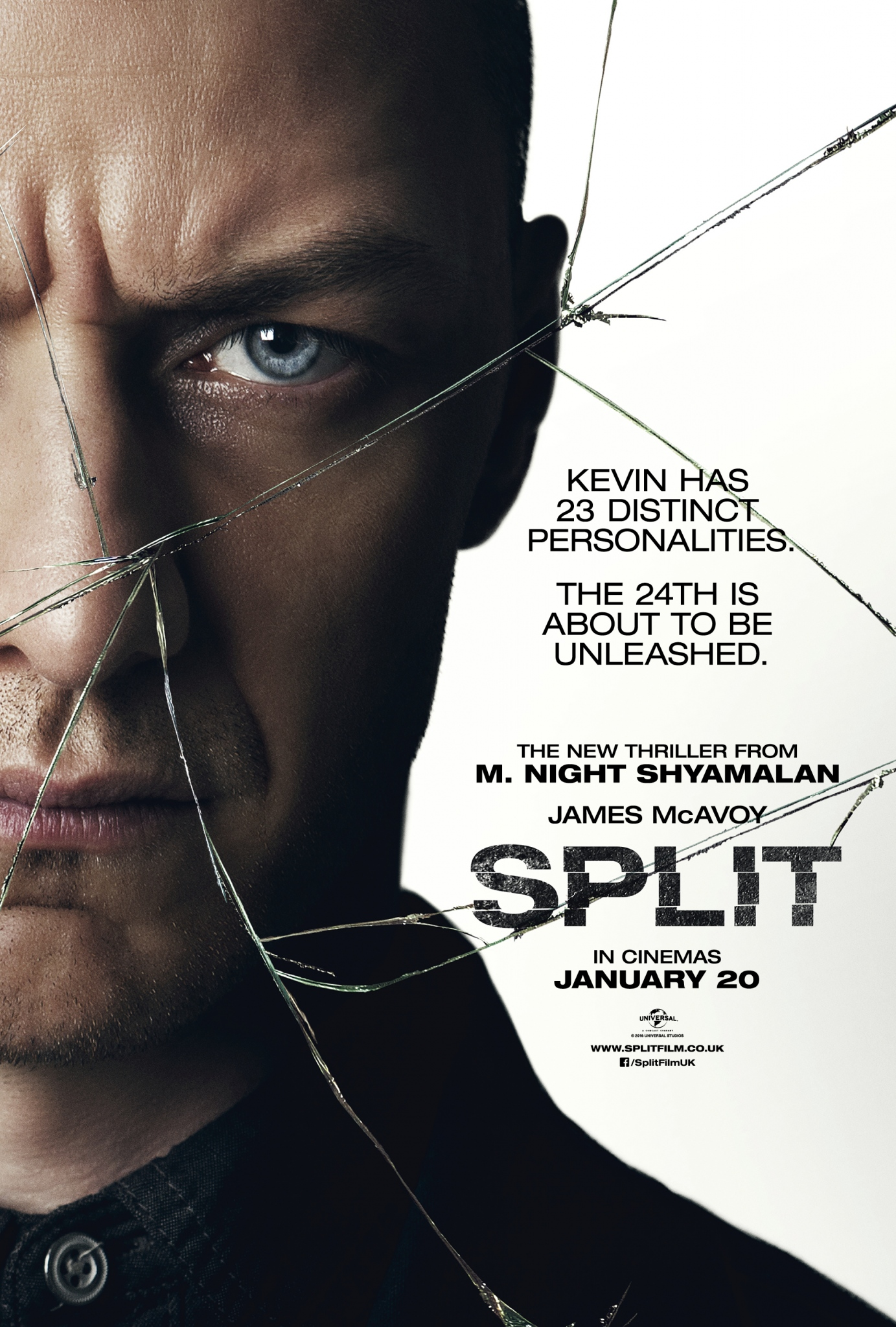 Image result for split movie poster