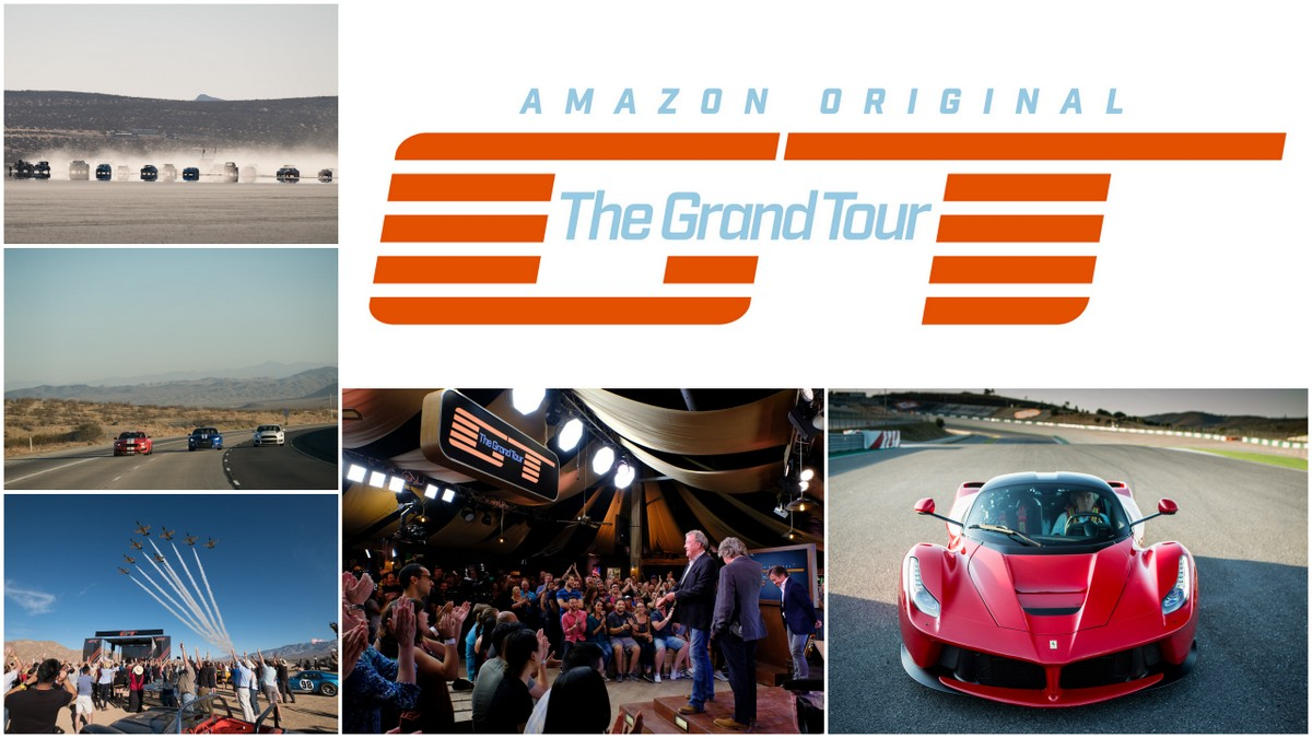 the grand tour sets new amazon streaming record heyuguys. Black Bedroom Furniture Sets. Home Design Ideas