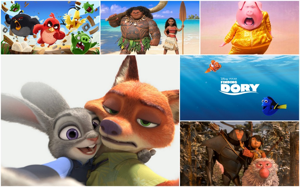 A record 27 animated movies in the running for Best