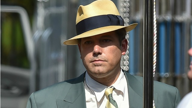 Ben Affleck Live in by Night