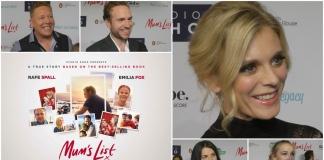 Mum's List Premiere Interview montage