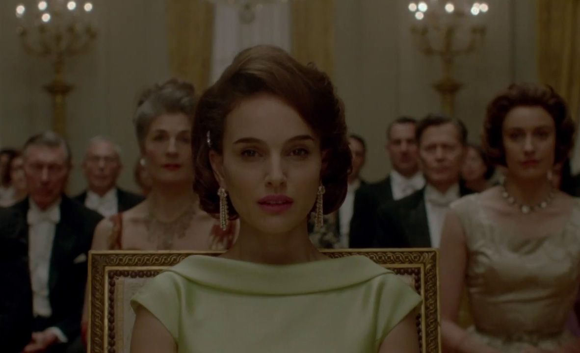 Natalie Portman Stars as Former First Lady in JACKIE