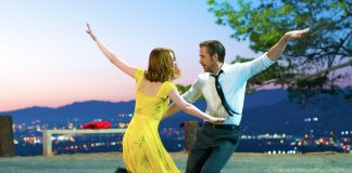 La La Land - Ryan Gosling and Emma Stone