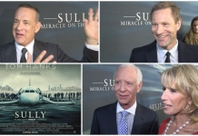 sully-uk-premiere-interviews
