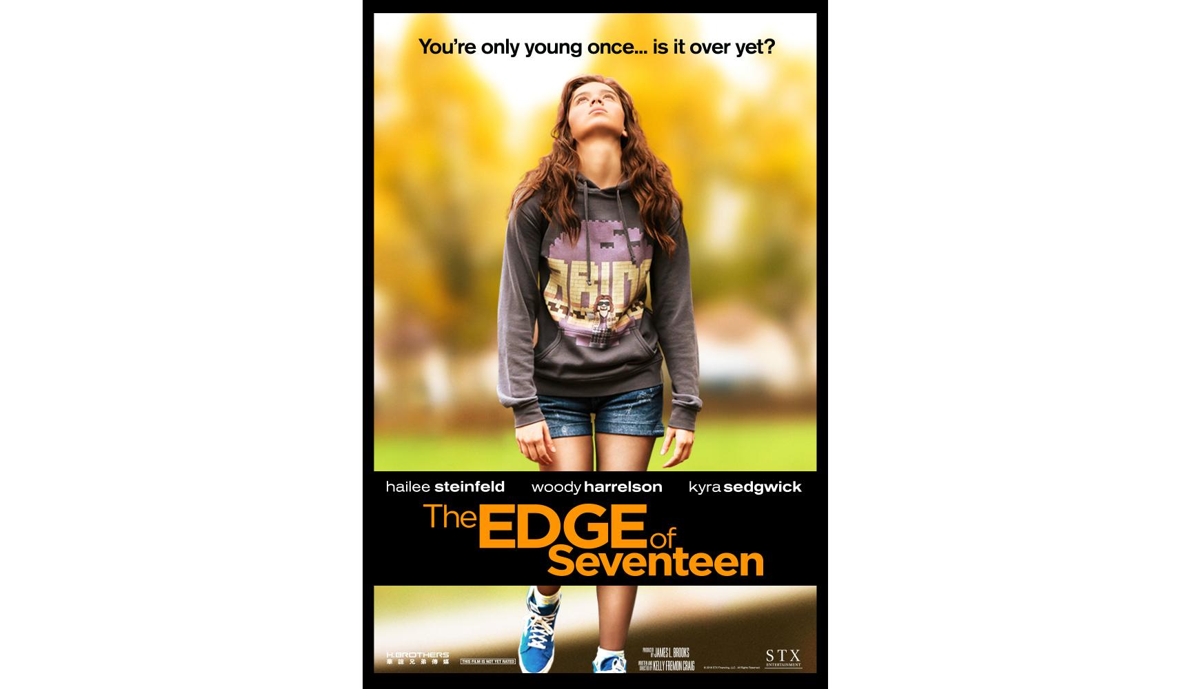 Win Movie Merchandise With The Edge Of Seventeen Heyuguys