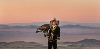 Eagle-Huntress