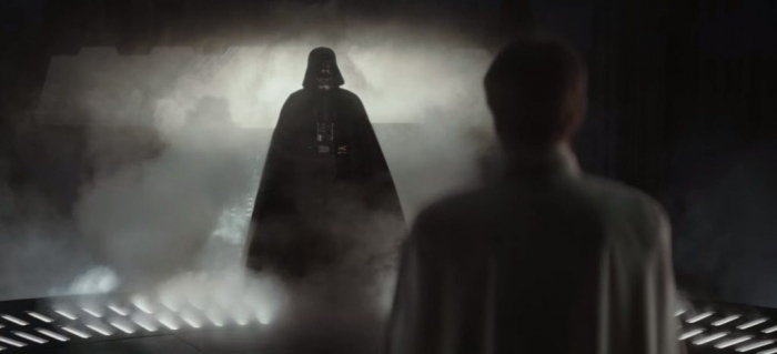 Darth Vader in Star Wars Rogue One