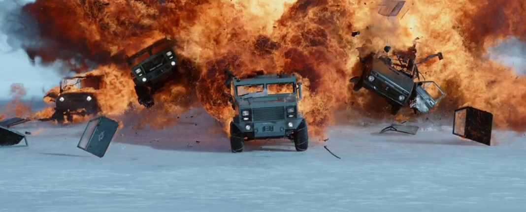 Fast and Furious 8 Movie Image